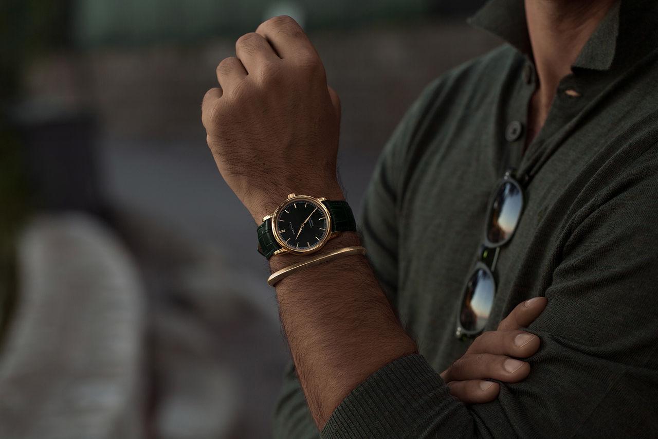 Ny klocka från Corniche Watches
