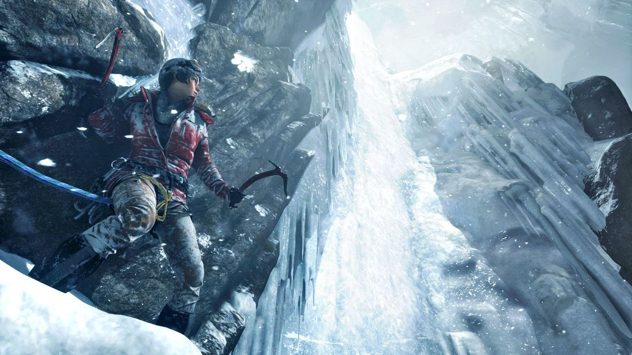 Rise of the Tomb Raider har 30-40 timmars gameplay