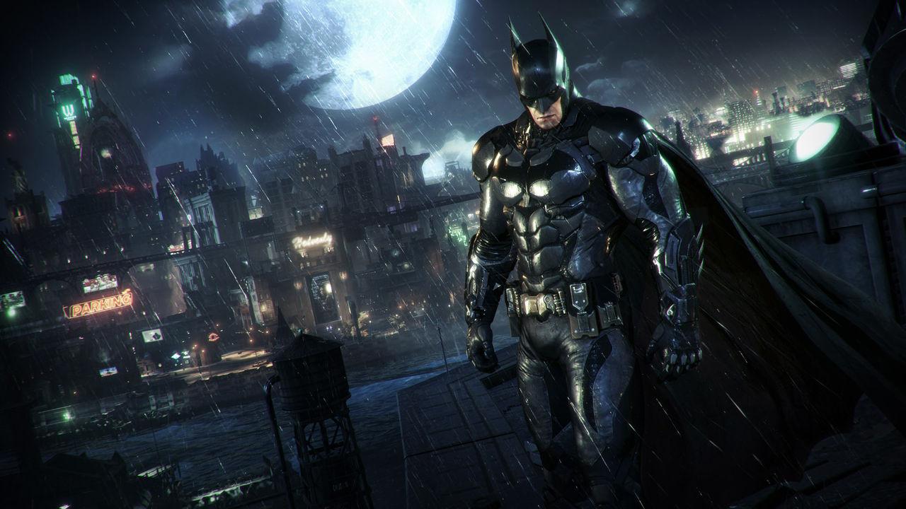 Batman: Arkham Knight släpps i slutet av oktober