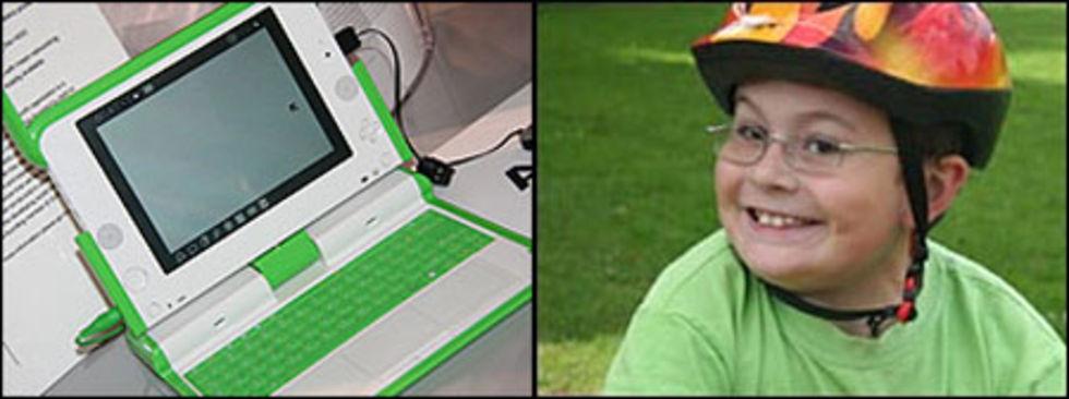 Ett barns åsikter om OLPC