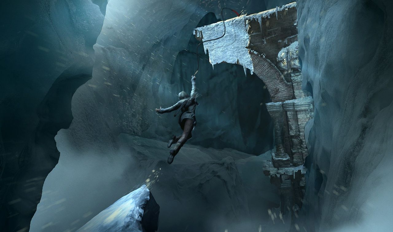 Rise of the Tomb Raider får säsongspass
