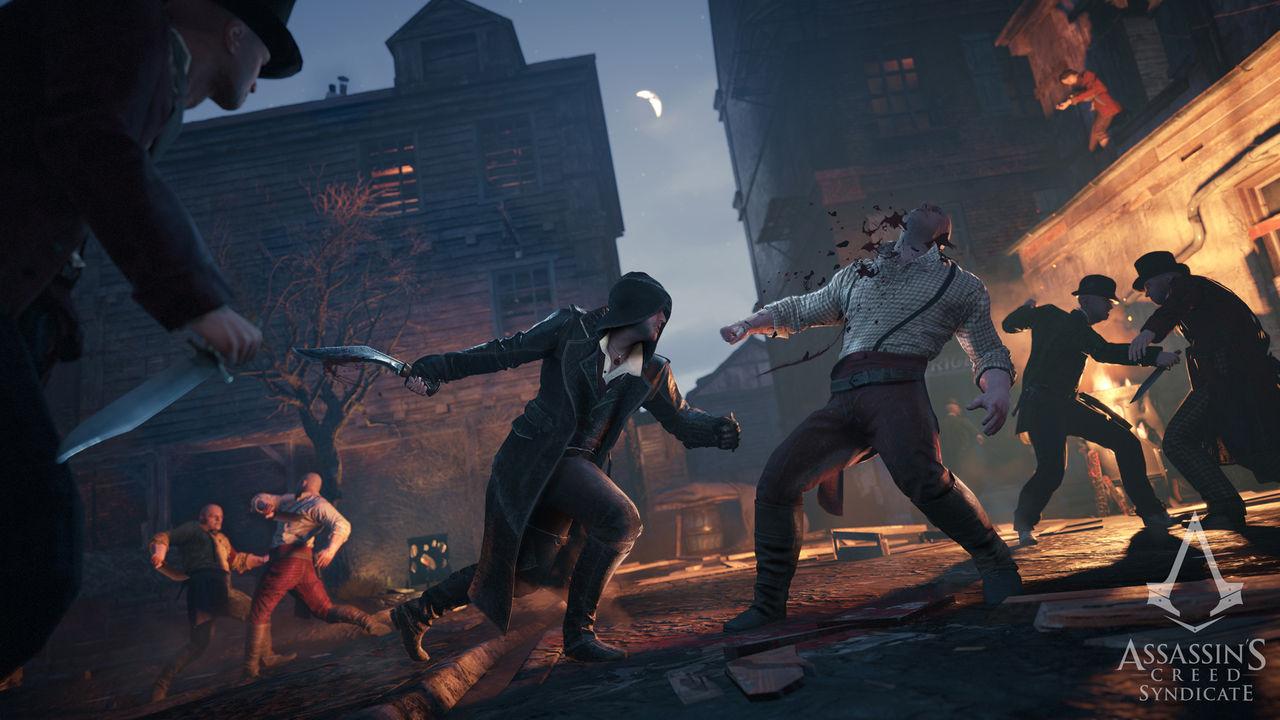 Assassin's Creed: Syndicate tar upp 40 gigabyte på Xbox One