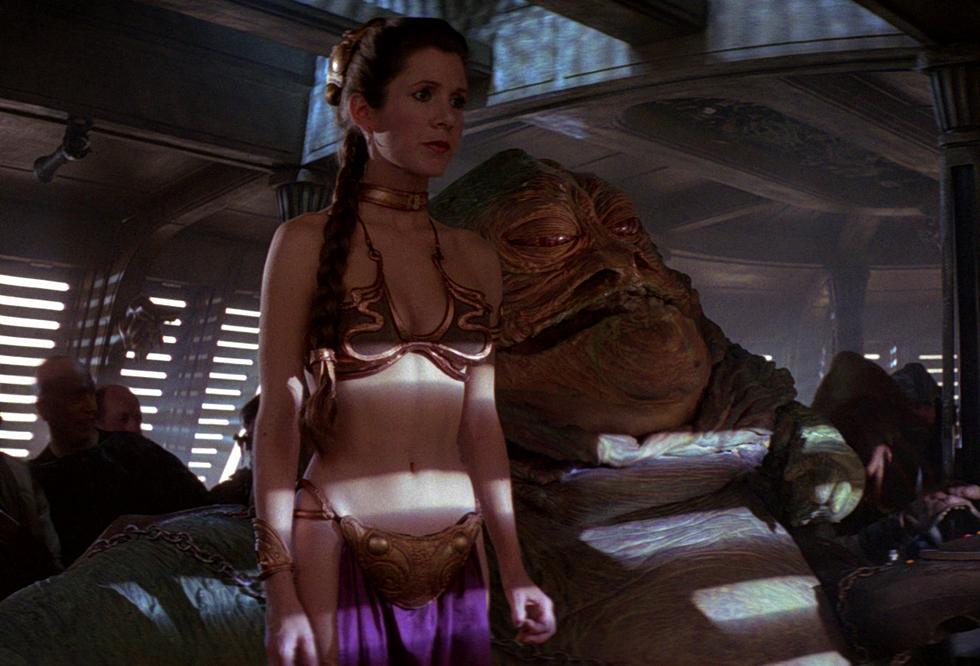 Leias kostym från Jedins Återkomst såld för 96 000 dollar