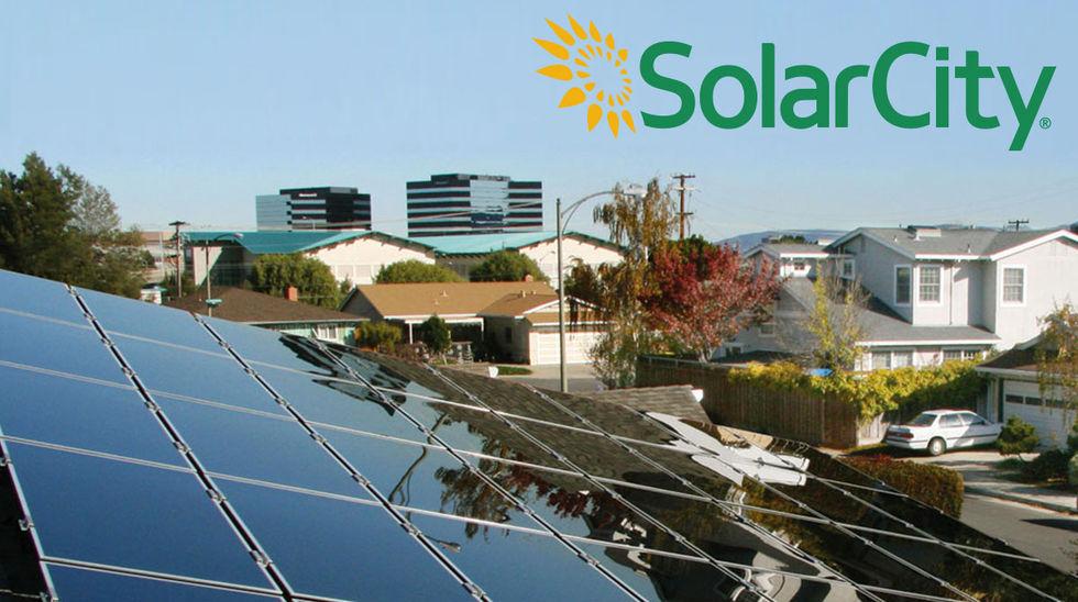 SolarCity har de effektivaste solpanelerna för hustak