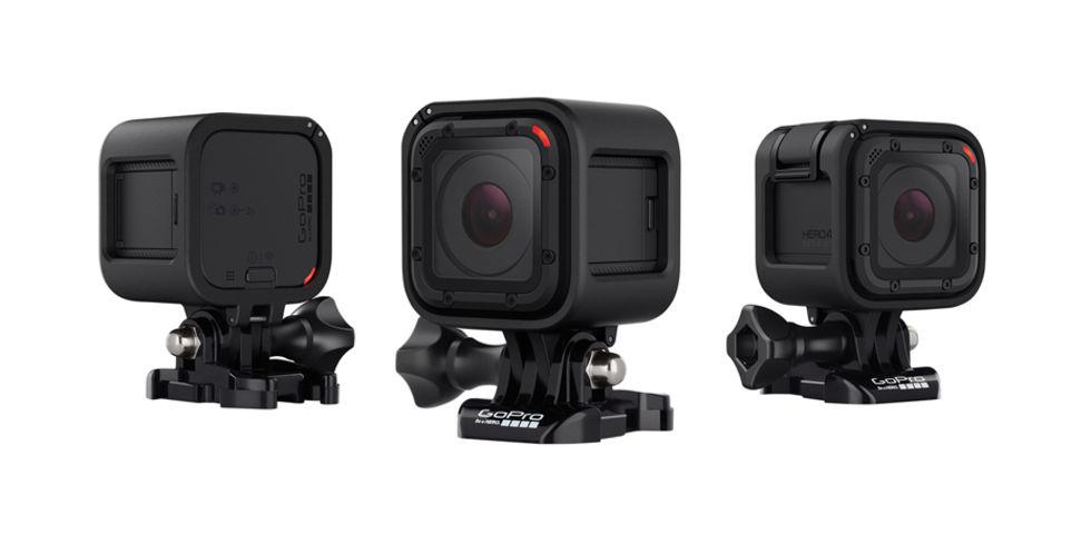 GoPro uppdaterar Hero 4 Session