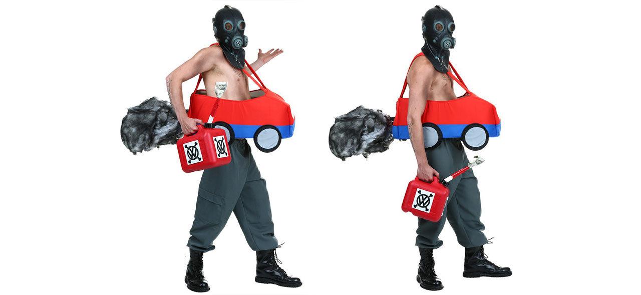 Klä ut dig till Dieselgate på Halloween