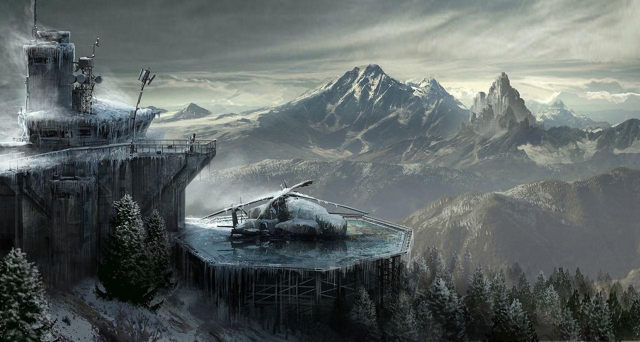 Säsongspass för Rise of the Tomb Raider har detaljerats