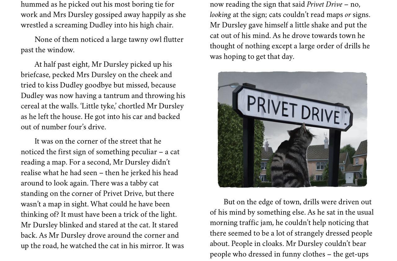 Specialutgåvor av Harry Potter-böckerna på iBooks