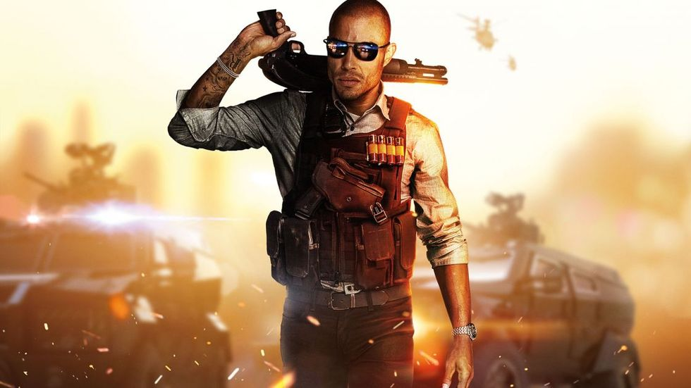 Battlefield Hardline till EA Access