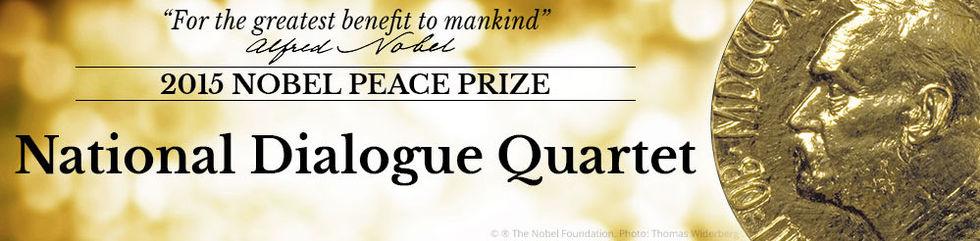 Nobels Fredspris går till National Dialogue Quartet