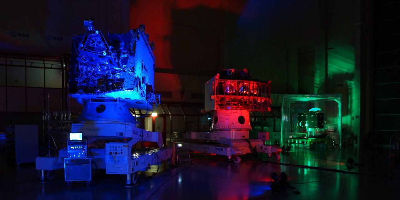 Här är rymdfarkosterna som ska utforska Merkurius