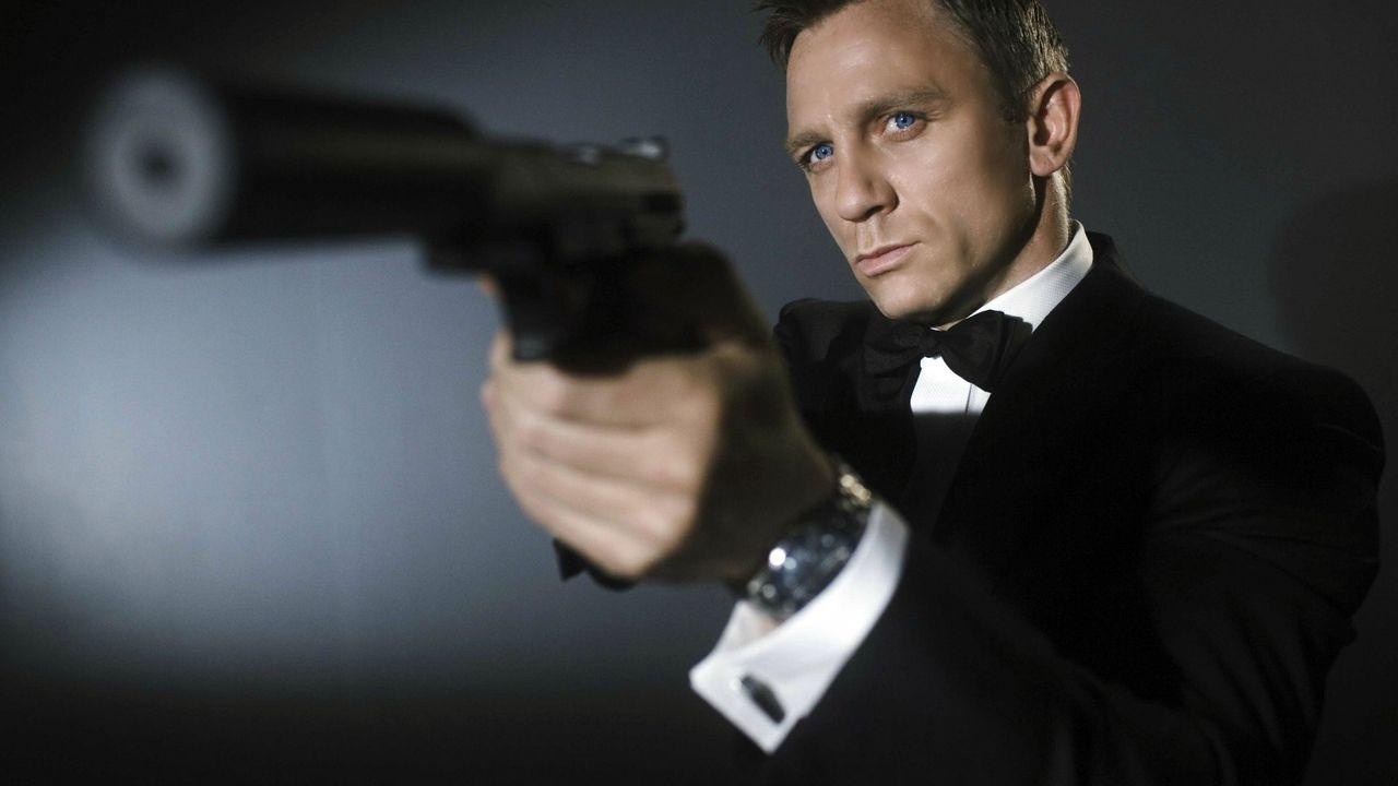 Sony ber Daniel Craig att sluta prata om Bond