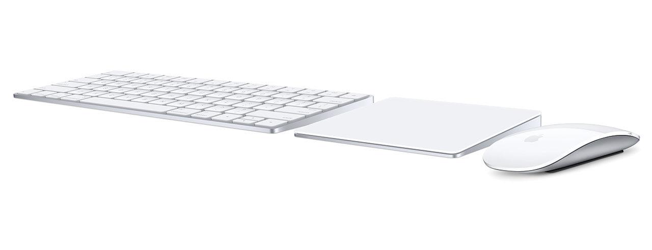 Apple släpper nya Magic-enheter