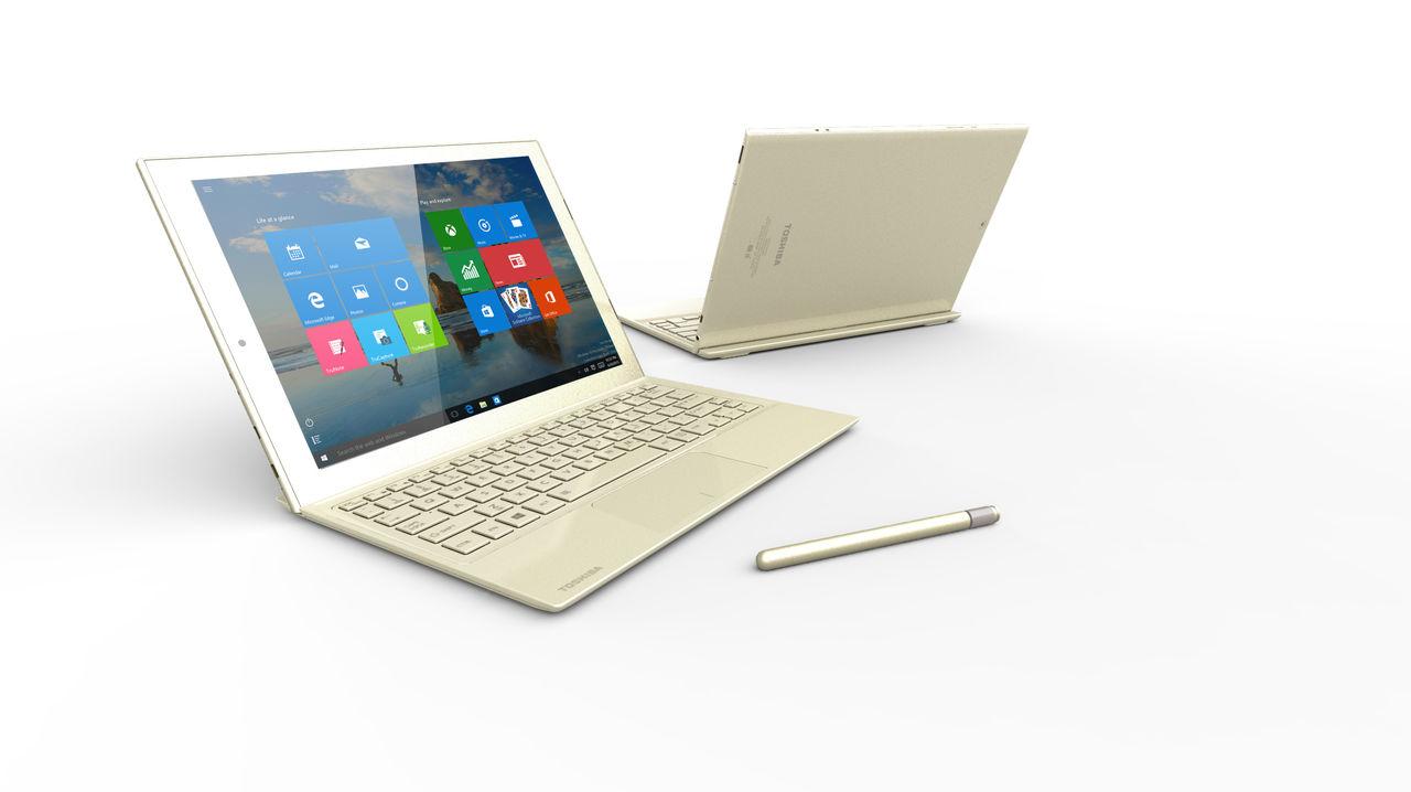 Toshiba blåser nytt liv i DynaPad