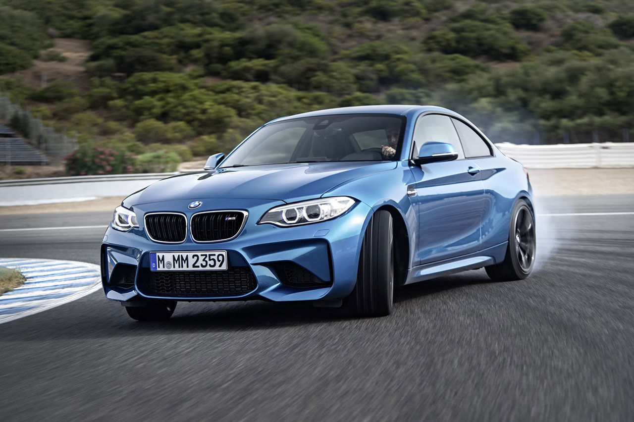 BMW M2 är äntligen här