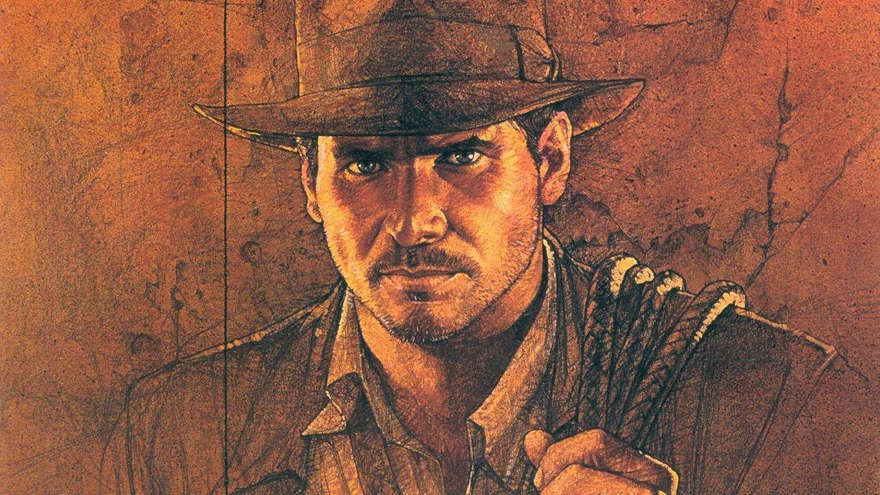 Indiana Jones 5 blir nog med Harrison Ford