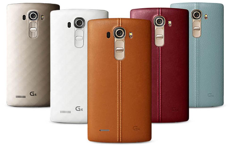 LG G4 blir första Android-luren som får Android 6.0
