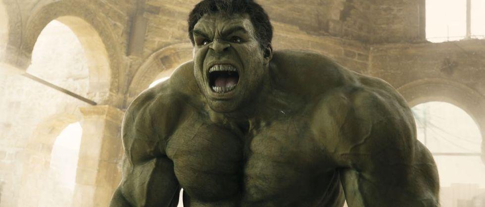 Hulken bekräftad för Thor: Ragnarok