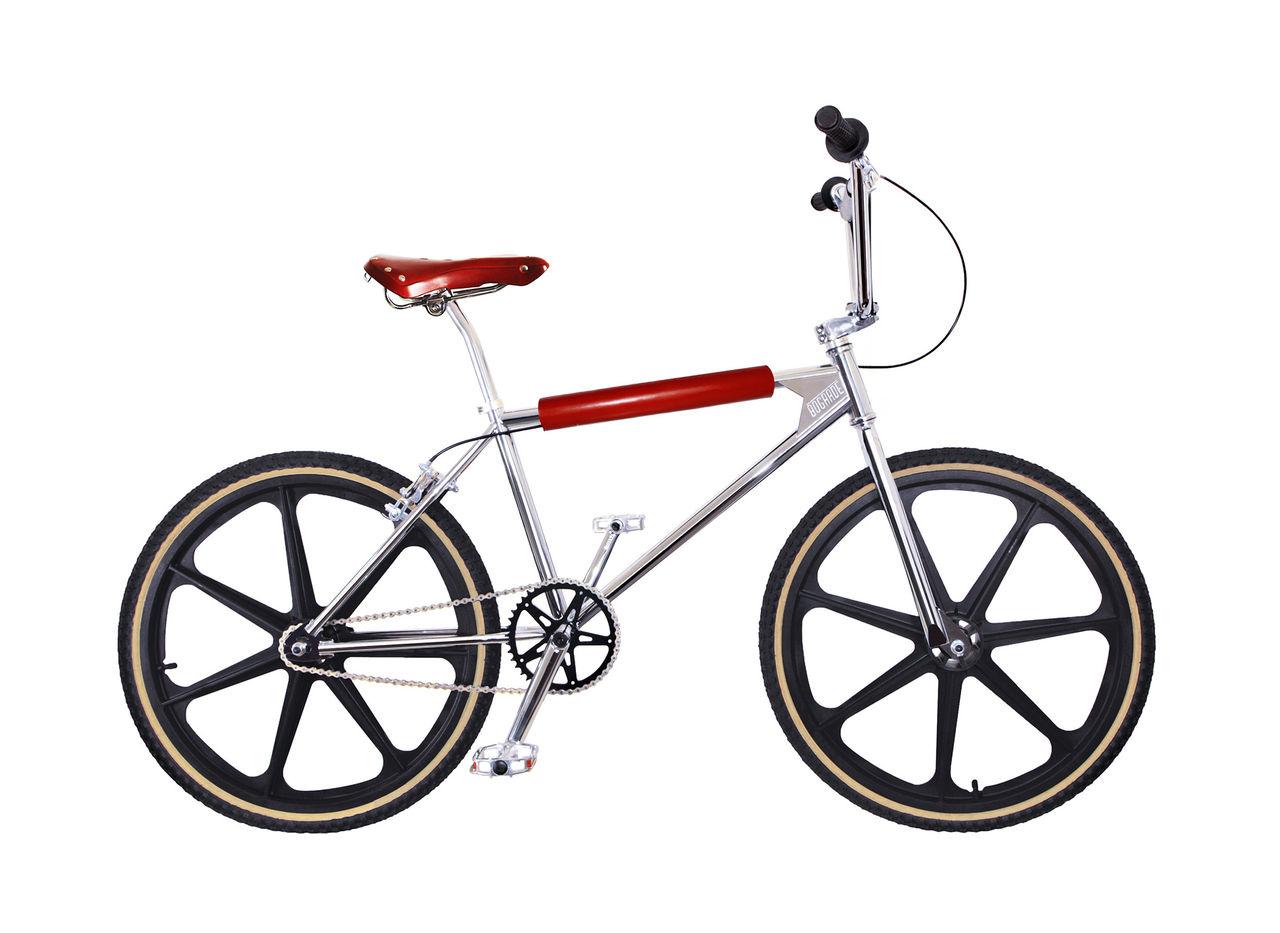 Bogarde visar premium-BMX