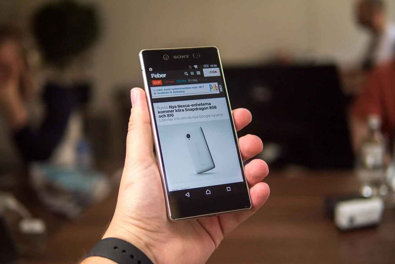 Vårens Sony Xperia-enheter kommer uppdateras till Android 6.0