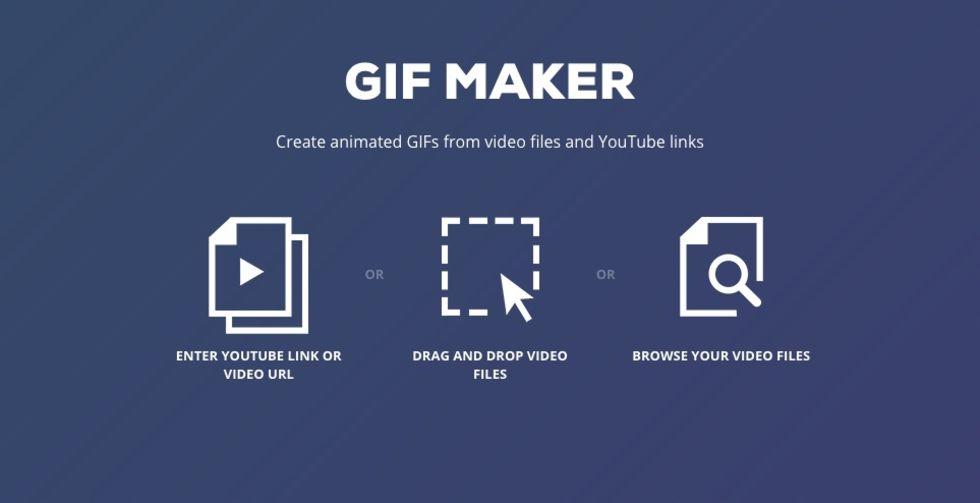 Giphy släpper GIF Maker