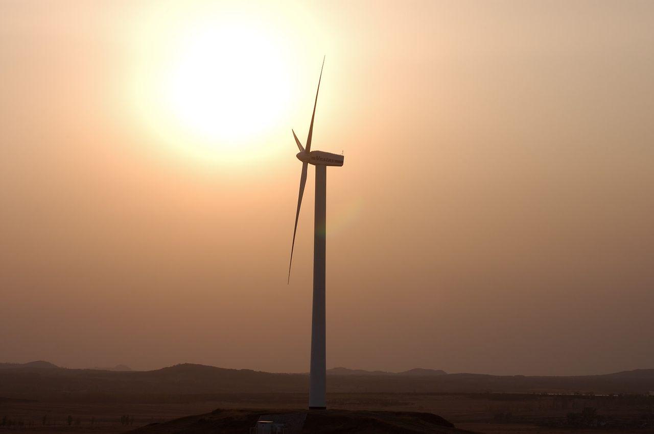 Google köper in sig i Afrikas största vindkraftspark