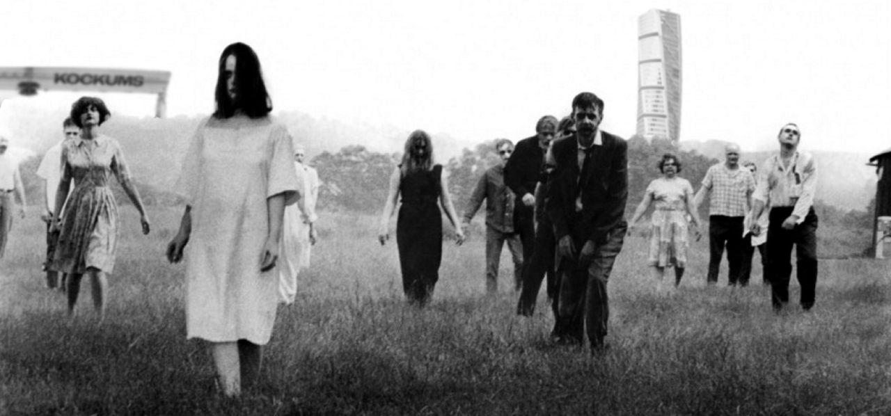 Zombiemässa till helgen