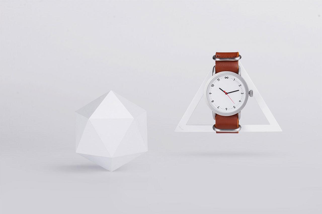 Divided By Zero - nytt klockmärke