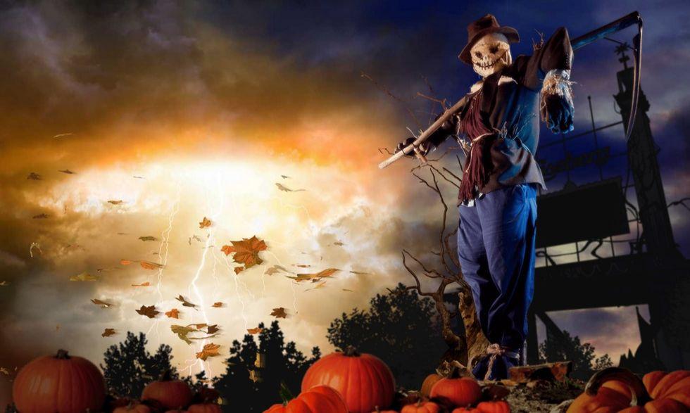 Vi har kollat in Halloween på Liseberg