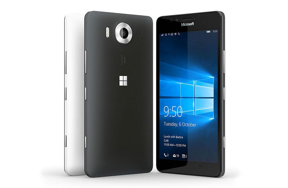 Nu kan man förbeställa Lumia 950