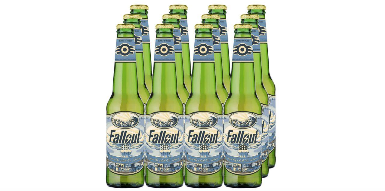 Bethesda släpper officiell Fallout-öl