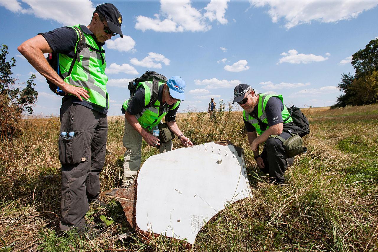 Hackers försökte komma över information om MH17-utredningen