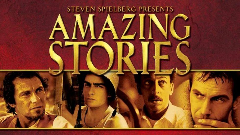 Bryan Fuller skall göra nytt Amazing Stories