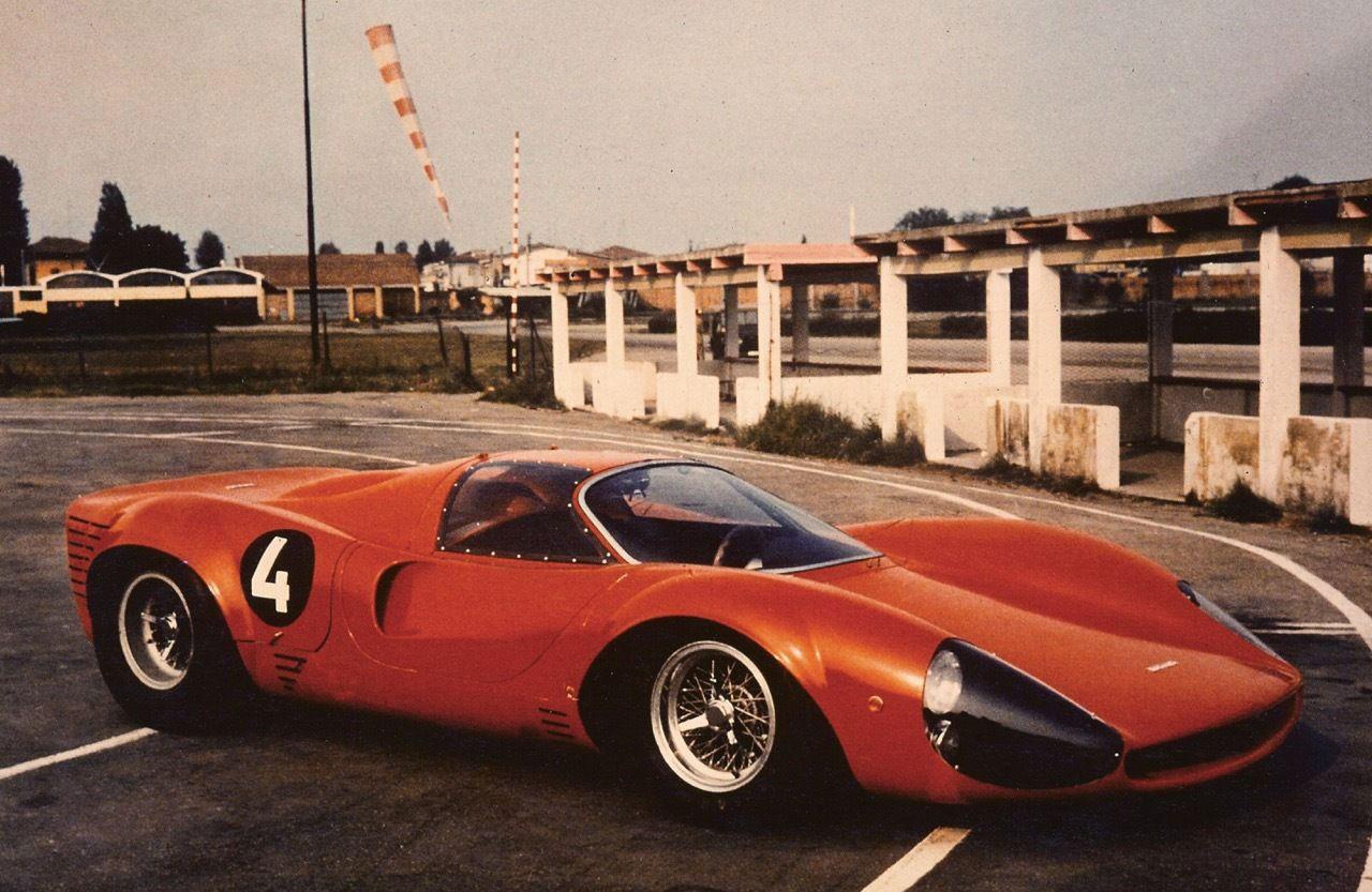 Unik Ferrari Thomassimas till salu