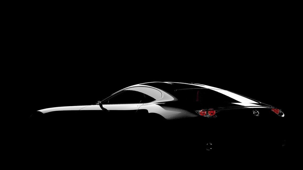 Mazdas nya konceptbil har Wankelmotor