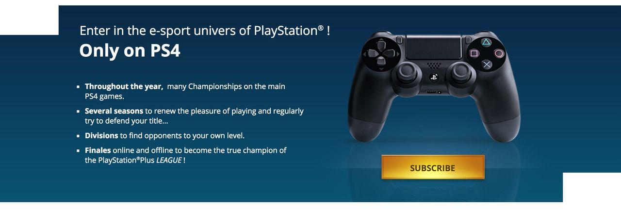 Sony lanserar esportplattform