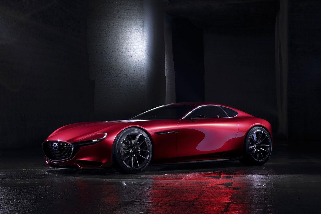 Mazda visar RX-Vision Concept