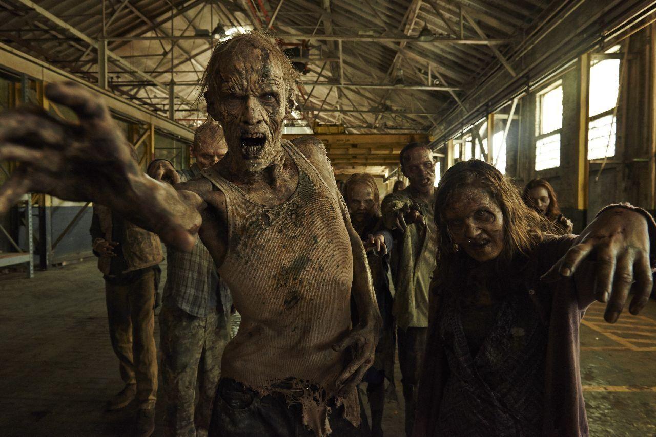 The Walking Dead får en sjunde säsong