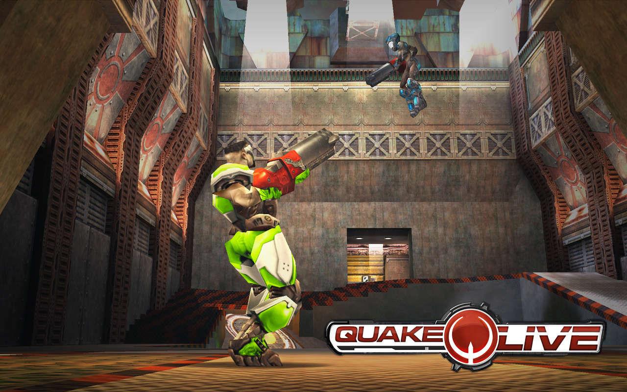 Quake Live kostar pengar