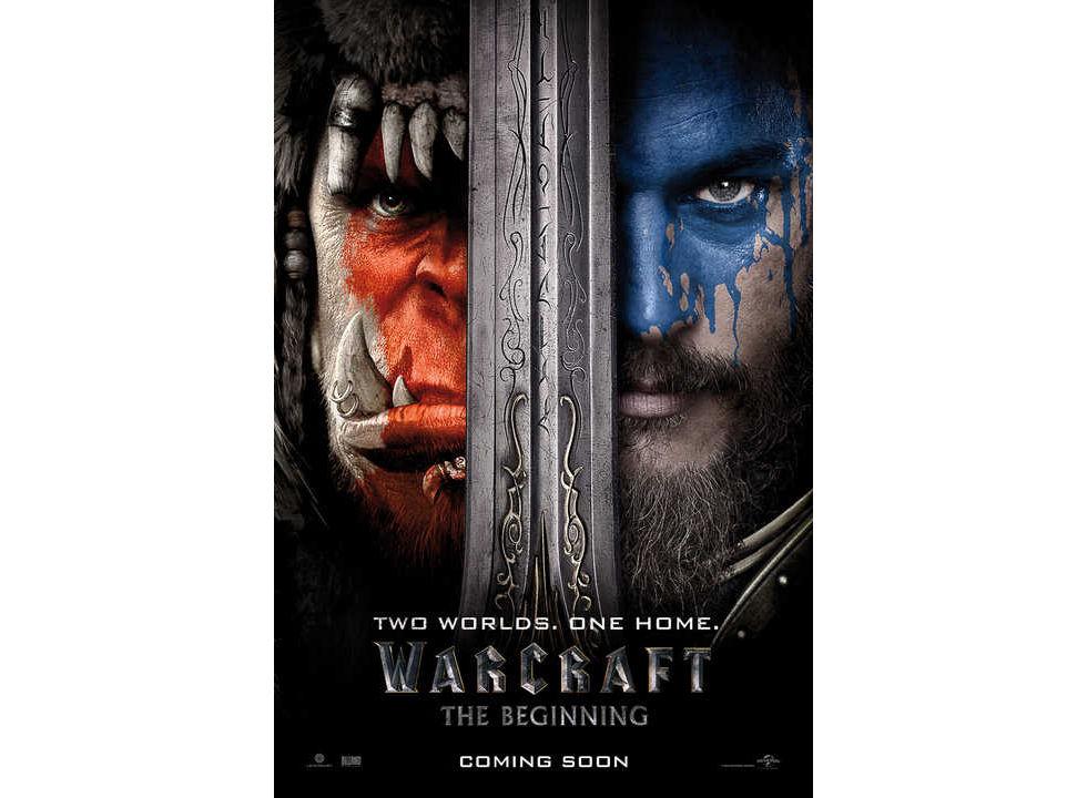 Affisch för Warcraft: The Beginning