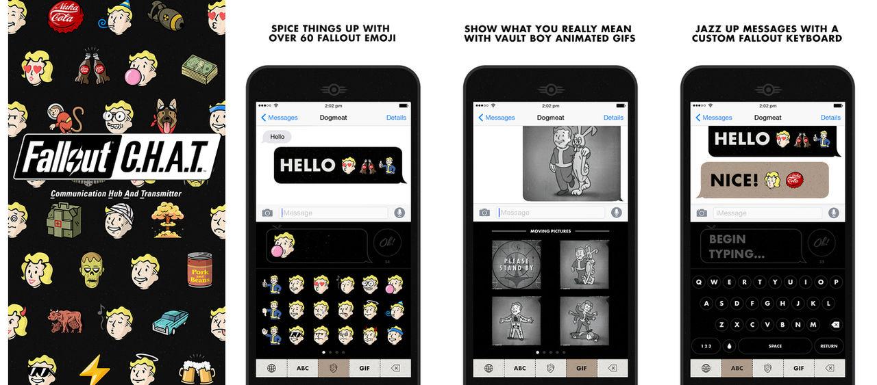 Bethesda släpper tangentbord till iOS och Android