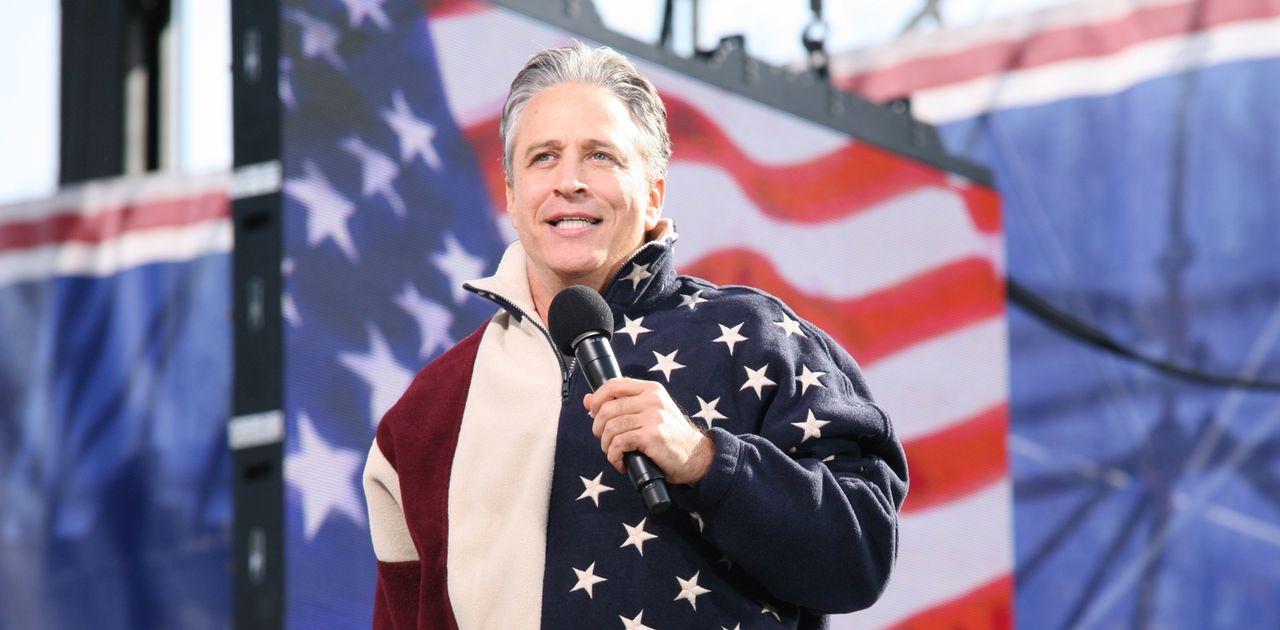 Jon Stewart skriver avtal med HBO