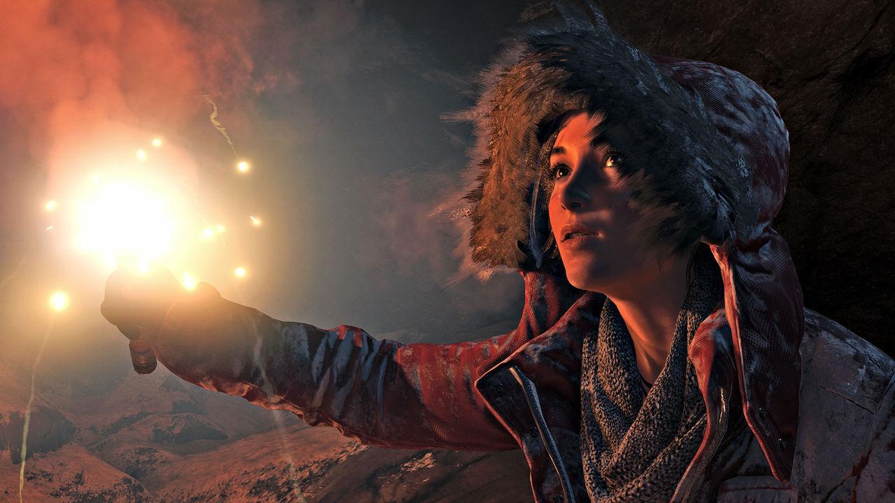 Lyssna på soundtracket till Rise of the Tomb Raider