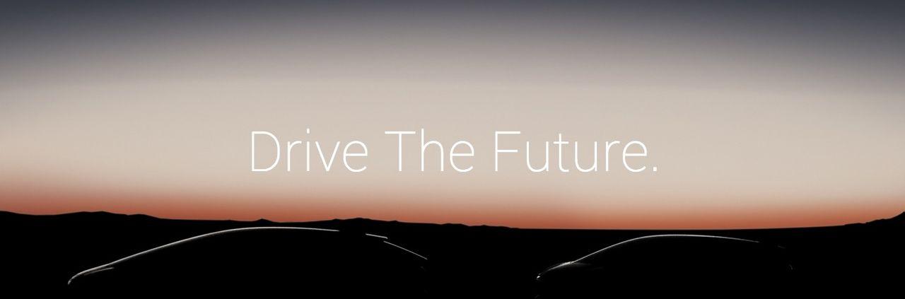 Okända bilföretaget Faraday satsar en miljard dollar på elbilar