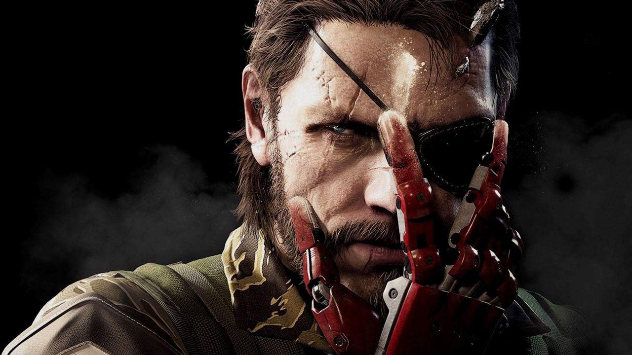 Konami tar fram armprotes baserad på Metal Gear Solid