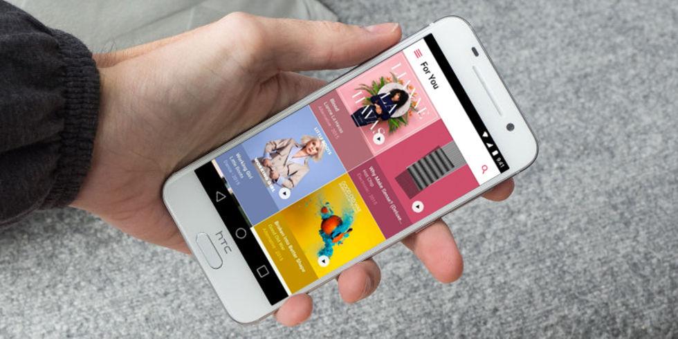 Nu finns Apple Music till Android