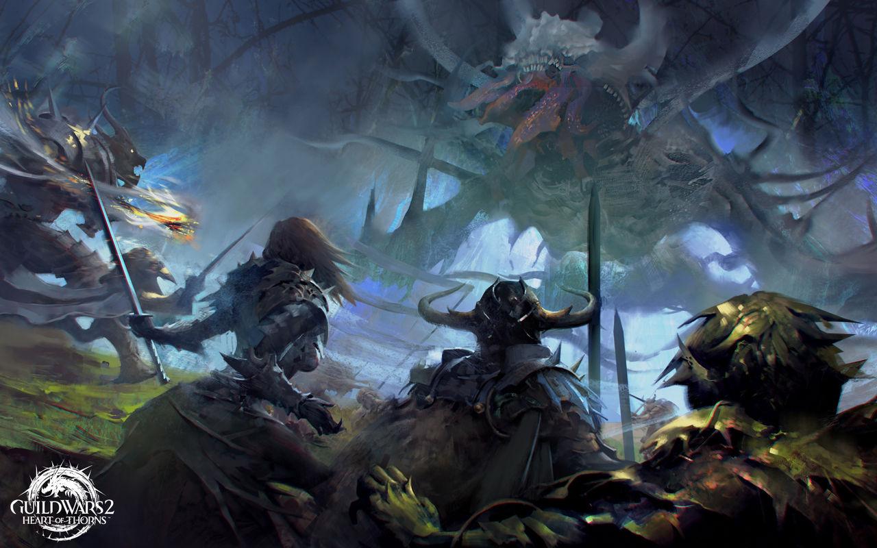 Guild Wars 2 får sin första raid nästa vecka