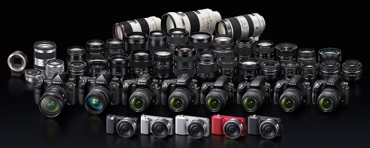 Jobbar Sony på en ny revolutionerande kamera?