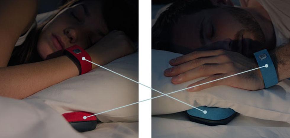 Pillow Talk låter dig känna din partners puls