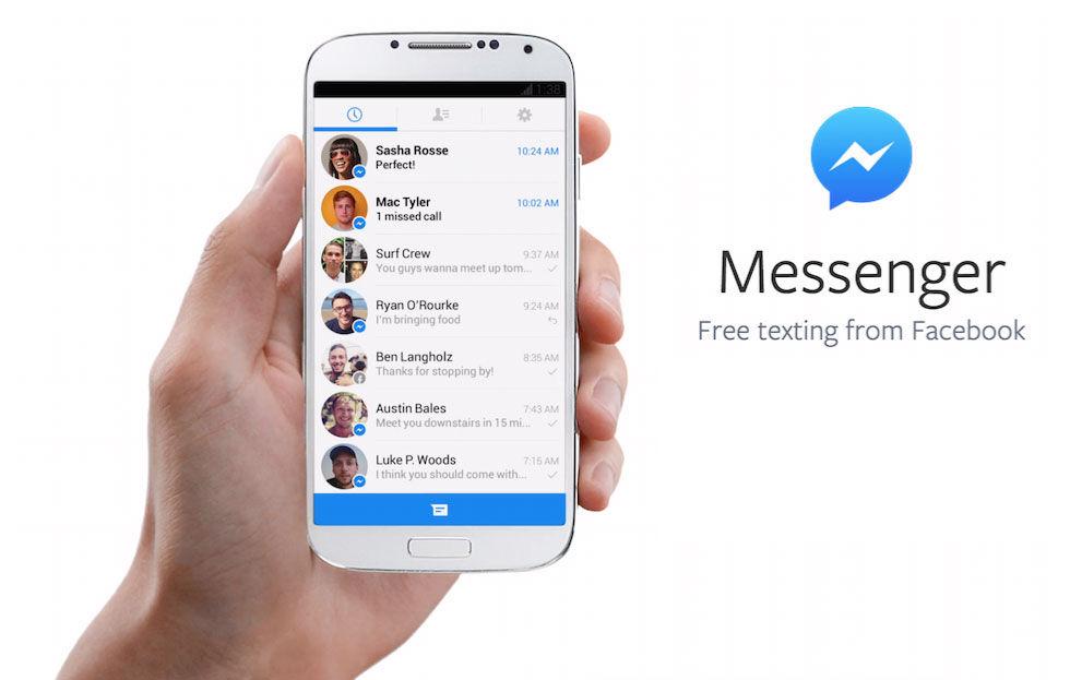 Facebook testar självraderande meddelanden a la Snapchat